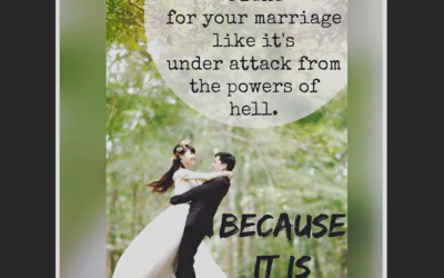 Does Satan Spin Your Marriage?